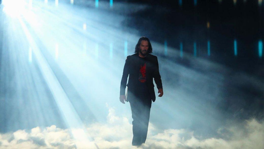 Глава Xbox рассказал, как появление Киану Ривза наЕ3 2019 удалось сохранить втайне
