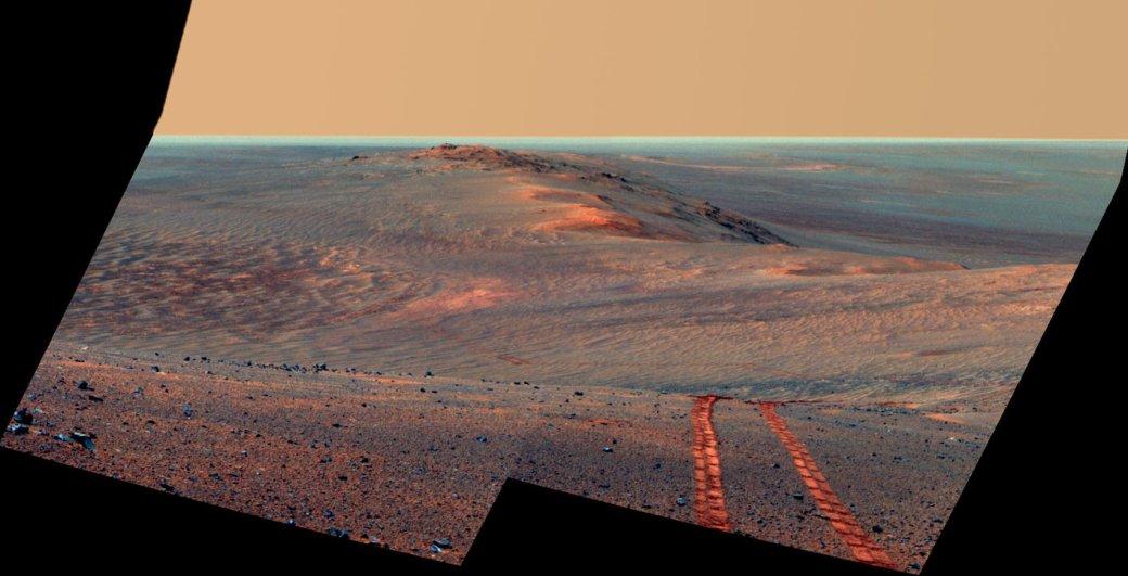 20 лучших фотографий сМарса