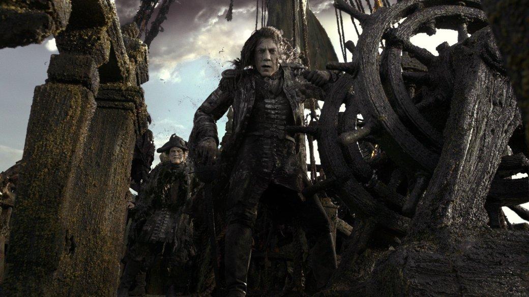 «Скуби Ду» на море! Критики протащили пятых «Пиратов» под килем