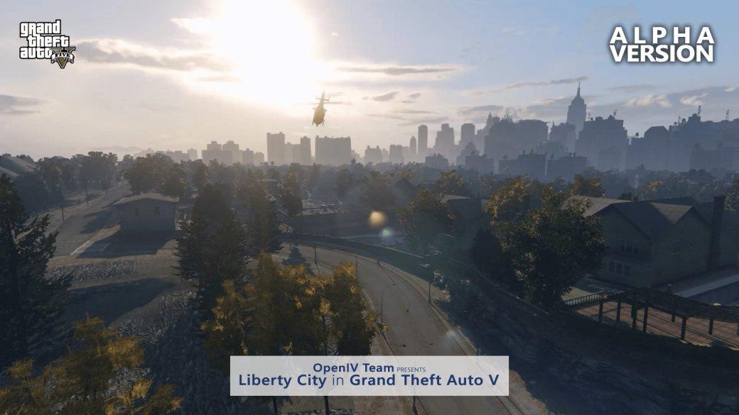 12 классных скриншотов Либерти-Сити в GTA 5