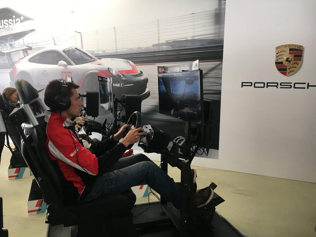 LGстала партнером чемпионата повиртуальному автоспорту Porsche eRacing Championship вРоссии