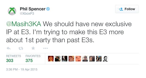 Microsoft покажет новую игровую серию на E3