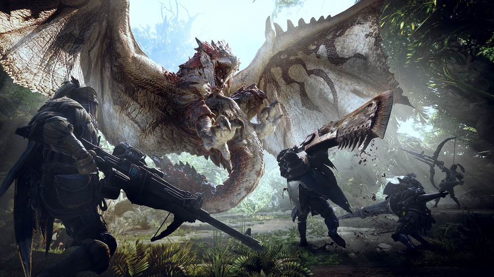 Гайд. Monster Hunter: World наПК— как улучшить производительность?