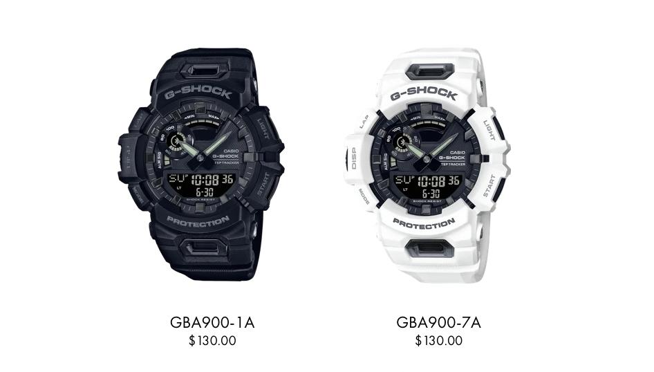Casio представила новые часы всерии G-Shock свозможностями фитнес-трекера