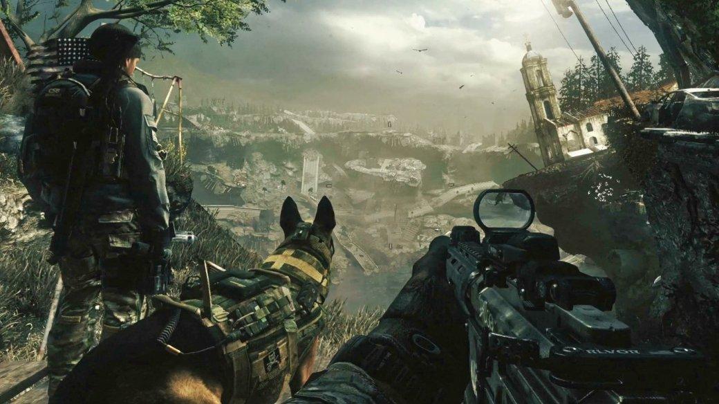 Разработчики Call of Duty: Ghosts случайно раскрыли содержимое DLC