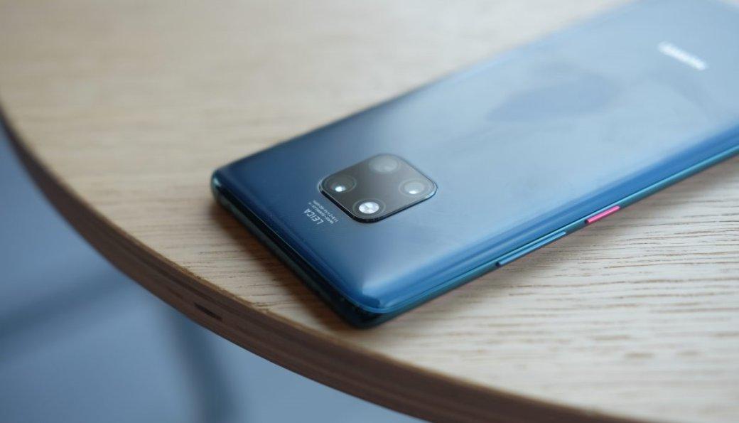 Раскрыты характеристики флагмана Huawei Mate30 Lite