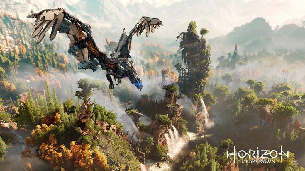 Над Horizon работают создатели Fallout: New Vegas и The Witcher 3