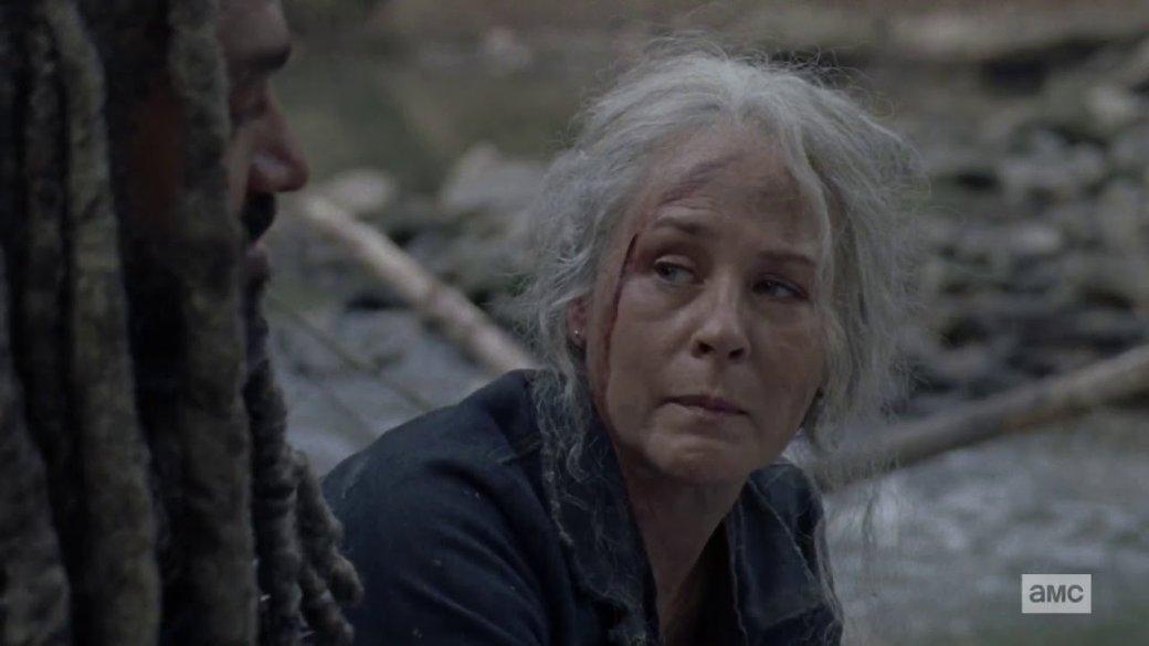 Что случилось в11 серии 10 сезона «Ходячих мертвецов». Оборона Хиллтопа инемного любви