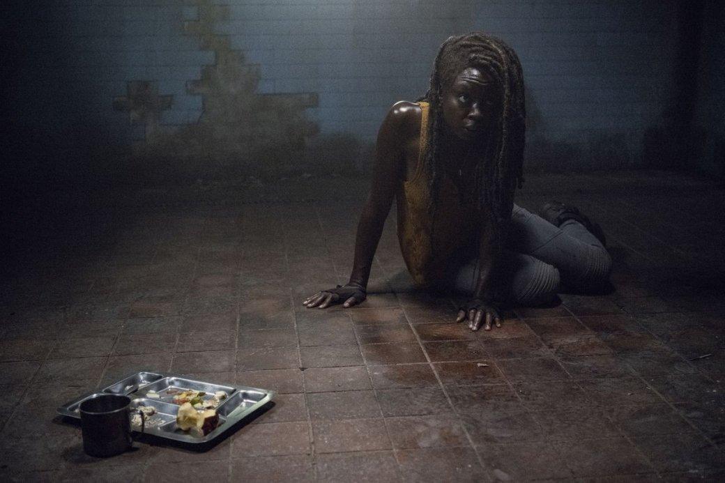 Чем удивила 13 серия 10 сезона «Ходячих мертвецов». Альтернативное прошлое иновая жизнь Мишонн