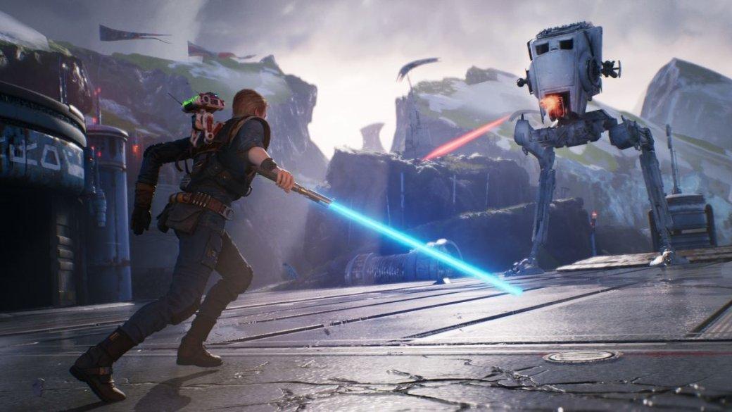 ВStar Wars Jedi: Fallen Order можно отрубать конечности, нотолько нелюдям