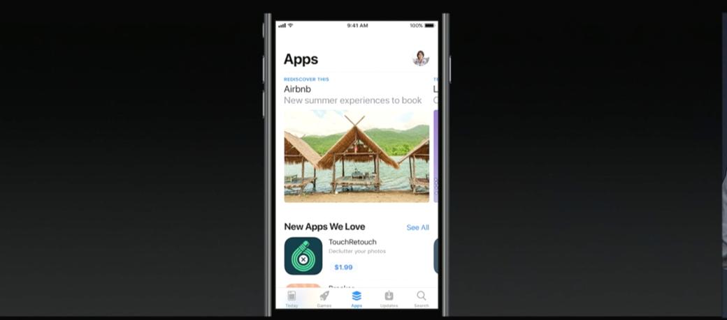 Apple полностью обновила магазин приложений App Store