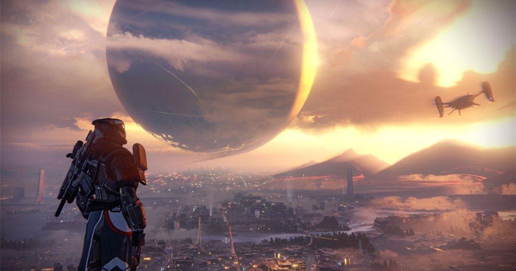 Bungie взялась за Destiny 2