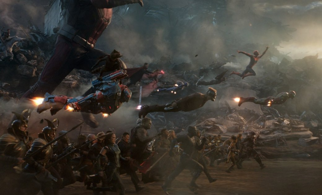 СМИ: что покажут после титров вобновленной версии «Мстителей: Финал»