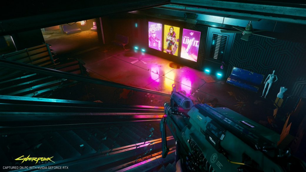 E3 2019: что было в50 минутах нового геймплея Cyberpunk 2077
