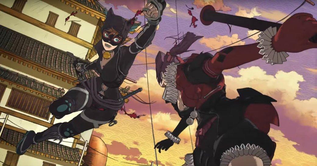 Рецензия нааниме Batman Ninja. Лучшее анимационное произведение осупергероях
