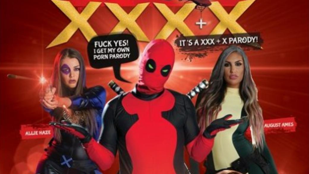 ЛюдиXXX. Лучшие пародии ободаренных мутантах (18+)