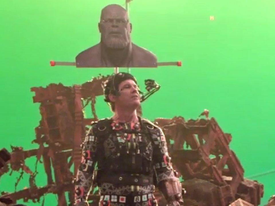 Таноса внекоторых сценах «Финала» играл один изрежиссеров фильма