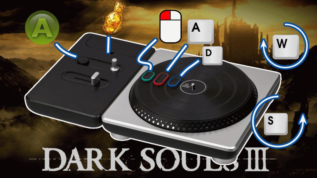 Записки сумасшедшего: как пройти Dark Souls 3 надиджейском пульте