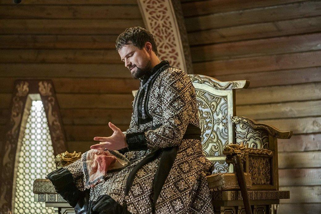 Кого играет Данила Козловский в6 сезоне «Викингов»?