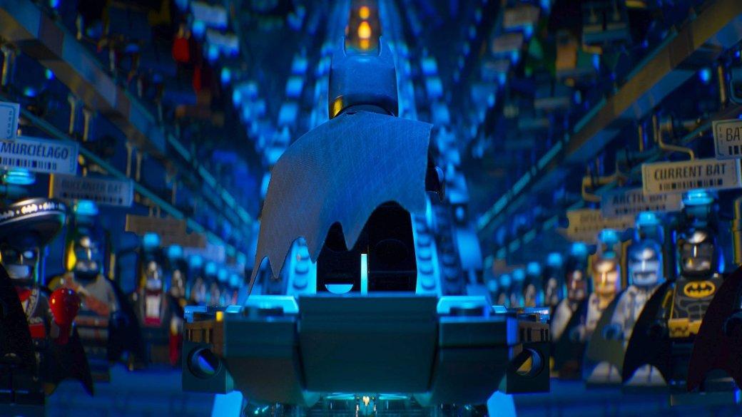 Рецензия на «Лего Фильм: Бэтмен»