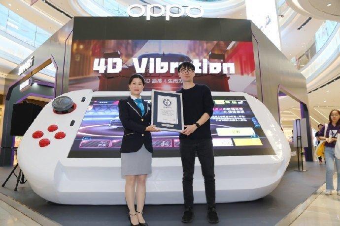 Китайцы создали огромный рабочий геймпад размером савтомобиль
