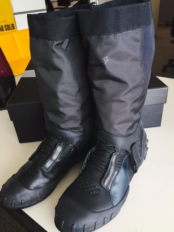 PUMA выпустит ботинки Снейка из MGS5: The Phantom Pain