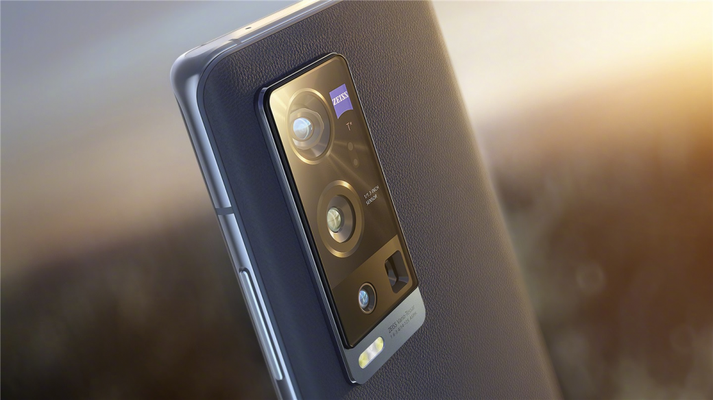 Представлен Vivo X60 Pro+: флагманский камерофон наSnapdragon 888