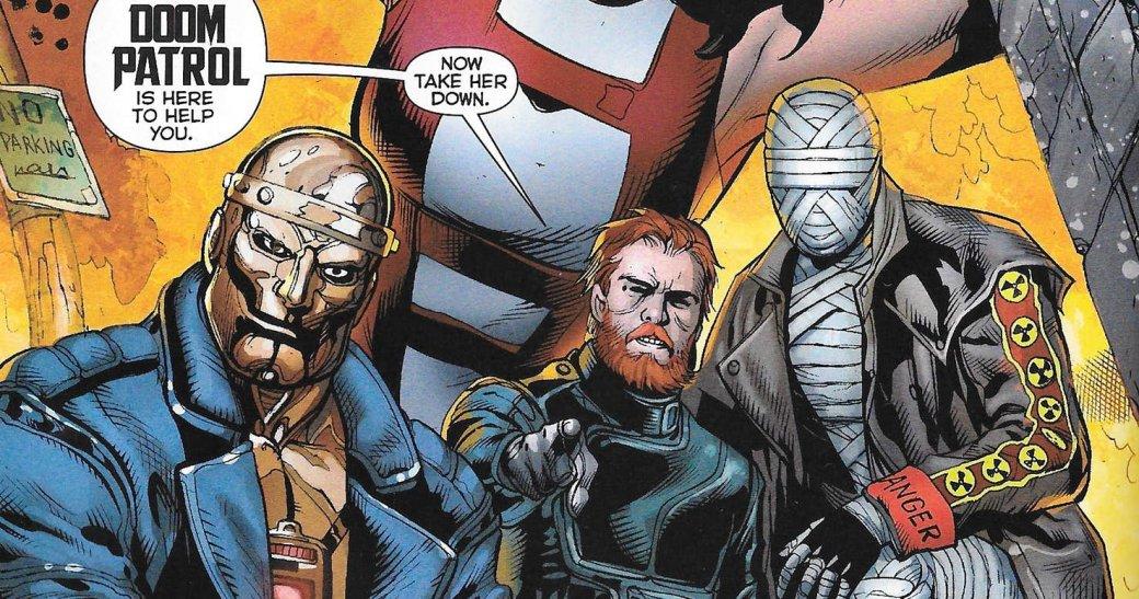 СМИ: стали известны даты выхода «Харли Квинн», Doom Patrol идругих сериалов DCUniverse