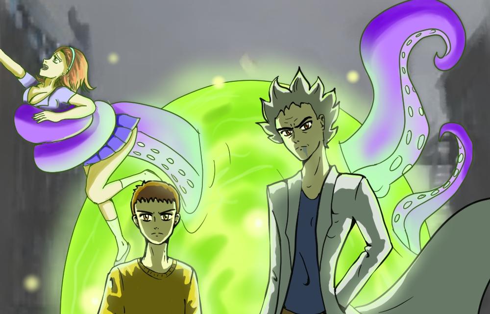 Мультсериал «Рик иМорти» (Rick and Morty) уже давно стоит вавангарде западной анимации, ноневсе знают, что некоторые элементы онперенял изаниме. Чего стоит одна лишь отсылка к«Акире» в4 сезоне. Иесли вам хочется немного разбавить приключения Рика иМорти качественной «японщиной», томыотобрали для вас 10 аниме, близких подуху ктворению Adult Swim.