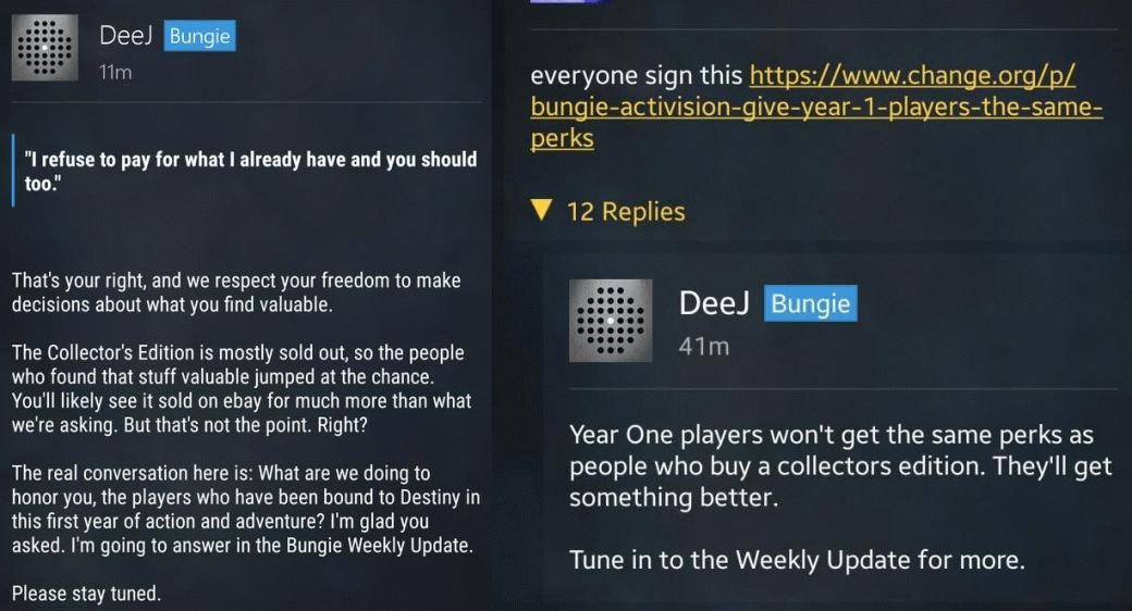 Скандал с Destiny: Эксклюзивный квест за баночку Red Bull и другое