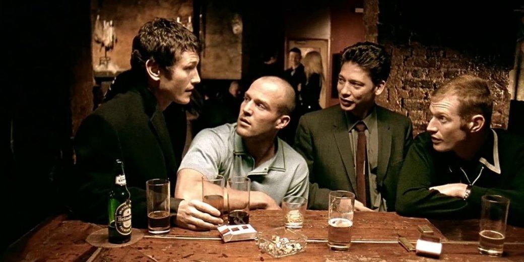 Фильмы про гангстеров иограбления: список лучших