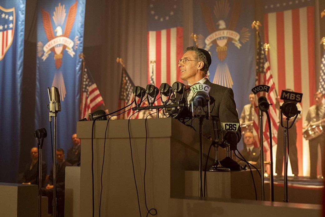 Рецензия на«Заговор против Америки». Что получилось уавторов «Прослушки» вжанре антиутопии?