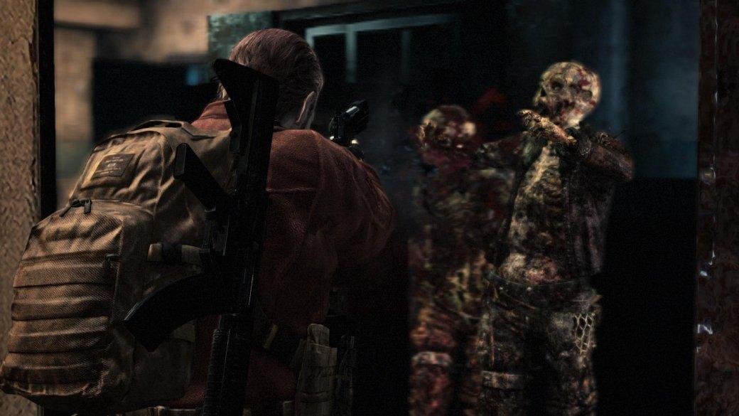 Упущенный шанс. Resident Evil: Revelations 2