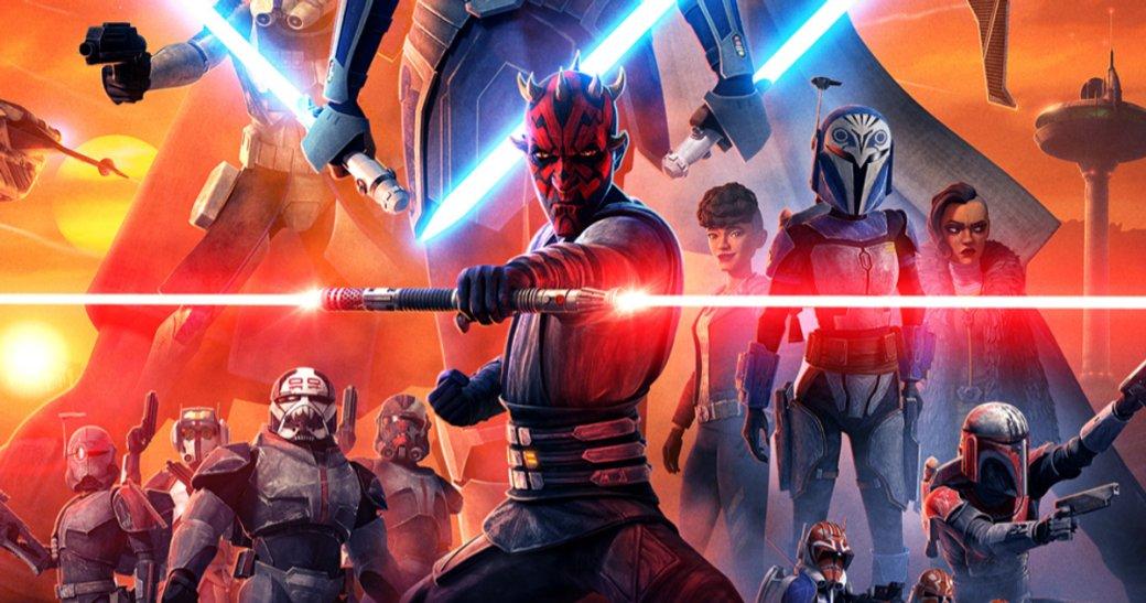Возвращение «Войн клонов» (Star Wars: The Clone Wars) определенно ждали. Для многих это сериал детства: первое знакомство совселенной Джорджа Лукаса, показавшее далекую Галактику вярких красках, полную экшена иэпика. Эти «Звездные войны» явно расходились соригинальными фильмами, более мрачными иполитически мотивированными. Финальный (теперь уже точно) седьмой сезон взывает кностальгии спервой секунды пилотного эпизода. Правда, надолго такое впечатление незатянется.