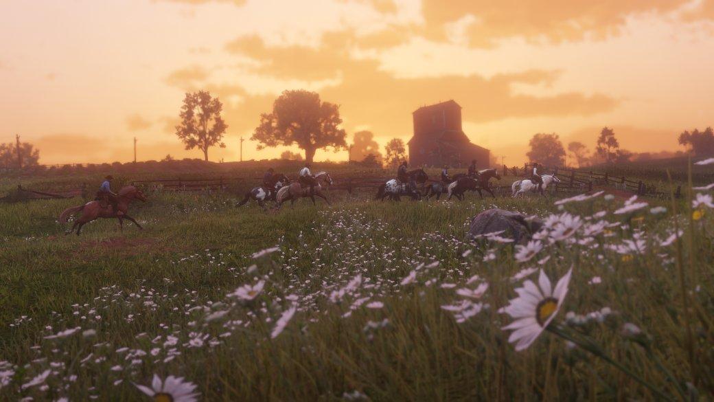 Рецензия на Red Dead Redemption 2