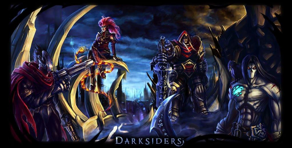 Darksiders 3 не вписывается в стратегию Crytek