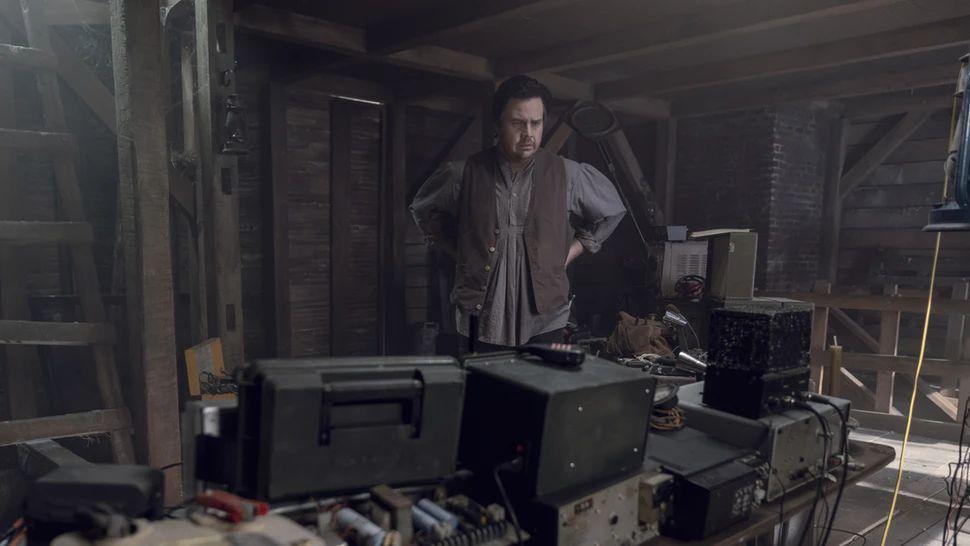 Что заперсонажа представили в6 серии 10 сезона «Ходячих мертвецов»— ичем онважен для сериала