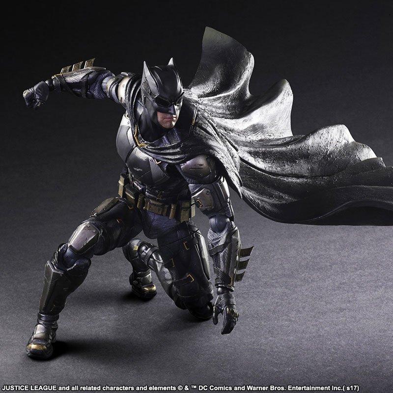 Как выглядит тактический костюм Бэтмена из«Лиги справедливости»?