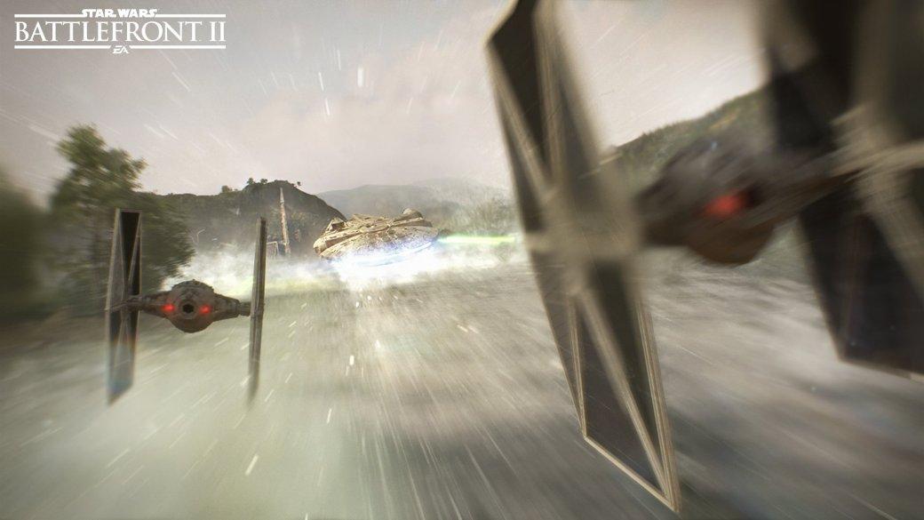 Космические бои Star Wars Battlefront 2 переделают в духе «Изгоя-один»