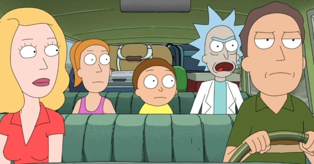 Рецензия на9 серию 4 сезона «Рика иМорти». Возможно, худший эпизод вовсем сериале