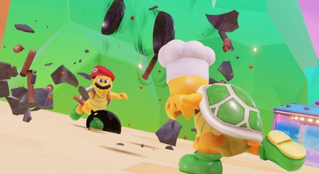 Рецензия на Super Mario Odyssey