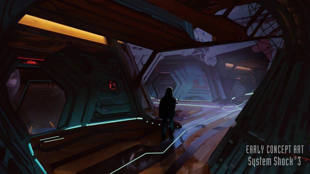 «Непохожа наPrey»: новые концепт-арты System Shock3