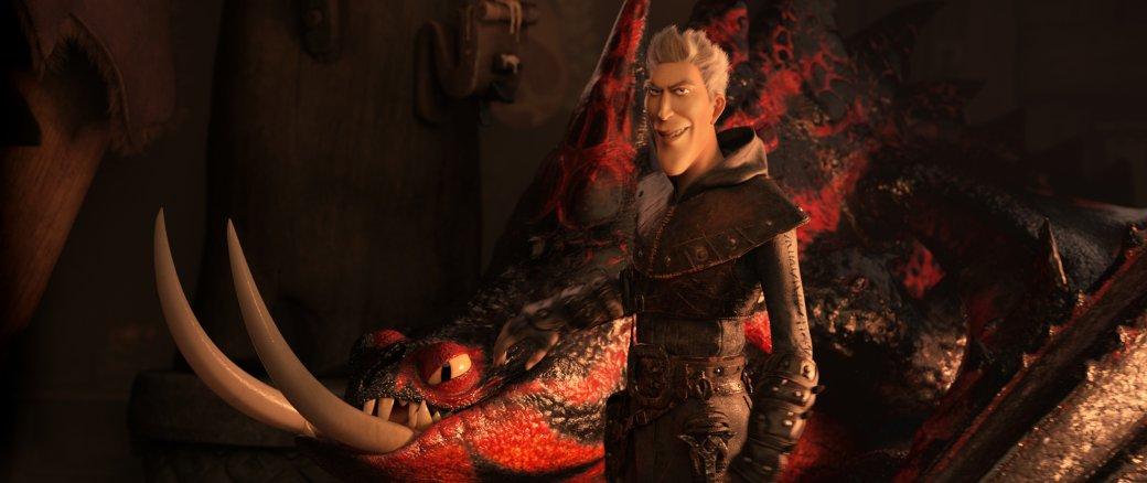 Рецензия на«Как приручить дракона3»