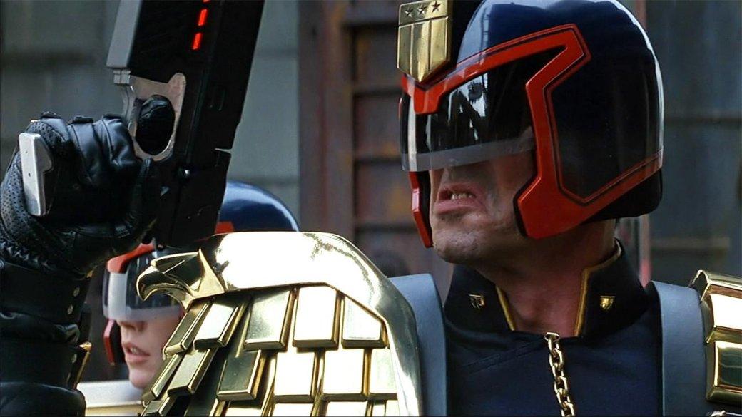 Сильвестр Сталлоне снимается в «Стражах Галактики 2» в костюме Дредда
