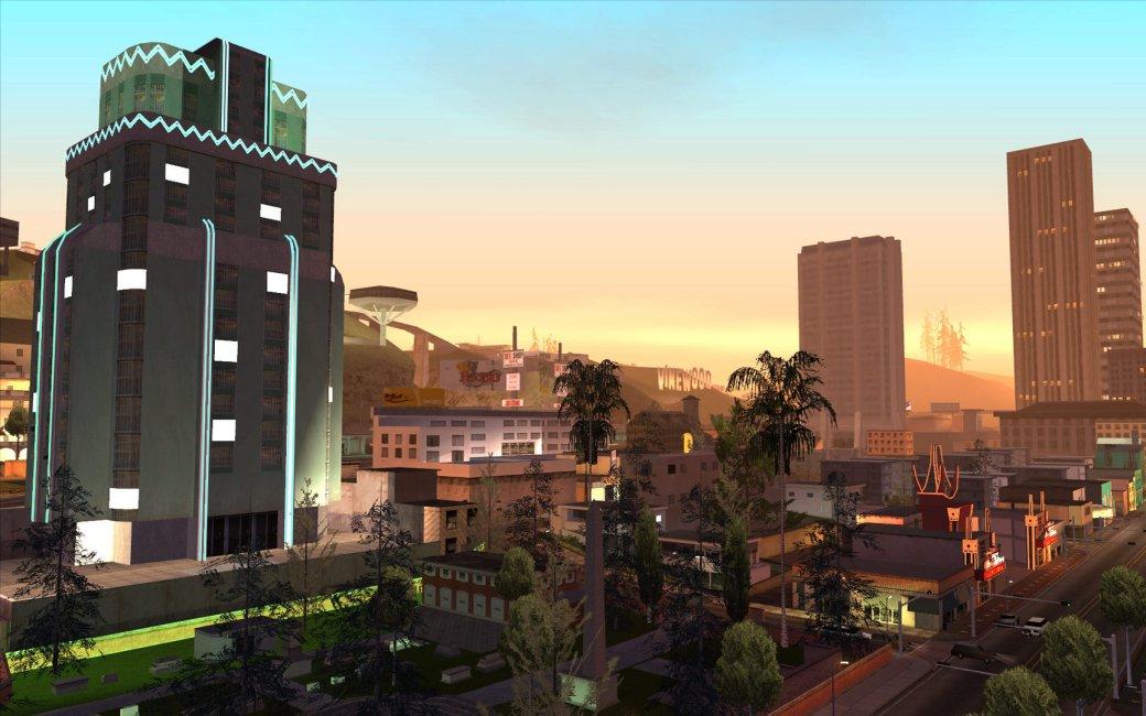 Grand Theft Auto: San Andreas— 15лет! Зачто выееполюбили?