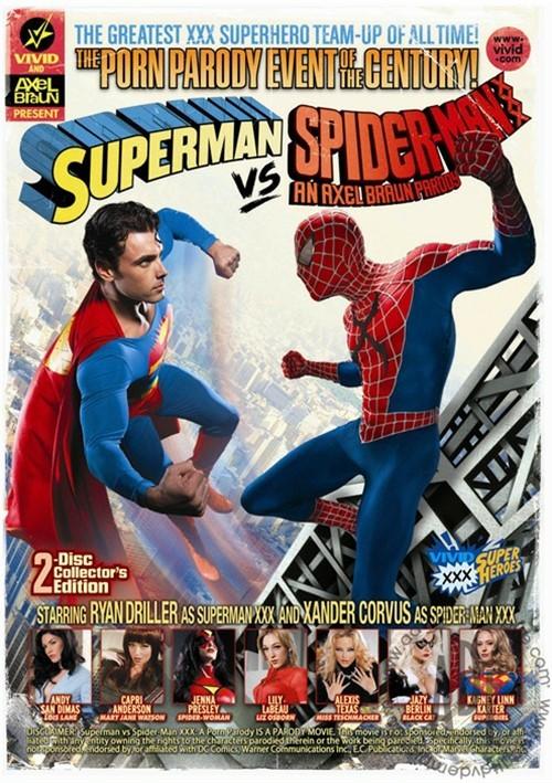 Топ-50 порнопародий. Часть5. Финал! «Человек-паук против Супермена», «Пираты», «Геркулес» идругие