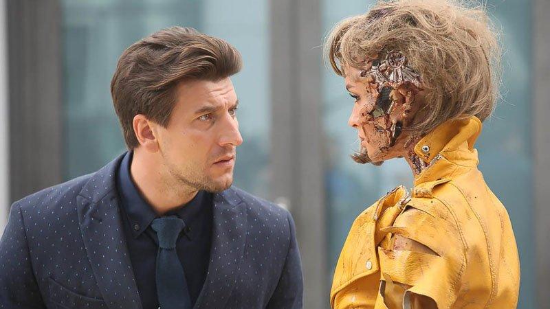 Рецензия насериал «Лучше, чем люди»  — фантастический трэш ссильной драматической составляющей