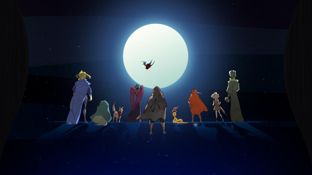 Кто-то скажет, что Pyre — худшая игра Supergiant. Кто-то назовет ее лучшей. Это нормально.<br />Эта студия каждую игру делает непохожей на предыдущие — Pyre совсем не такая как Transistor и Bastion. Сюжет подает не фоновый рассказчик, а диалоги в духе японских visual novel. Персонажей не полтора одиночки с хвостиком, а целая толпа, и все практически равноценные. <br />И вообще, это магический баскетбол.