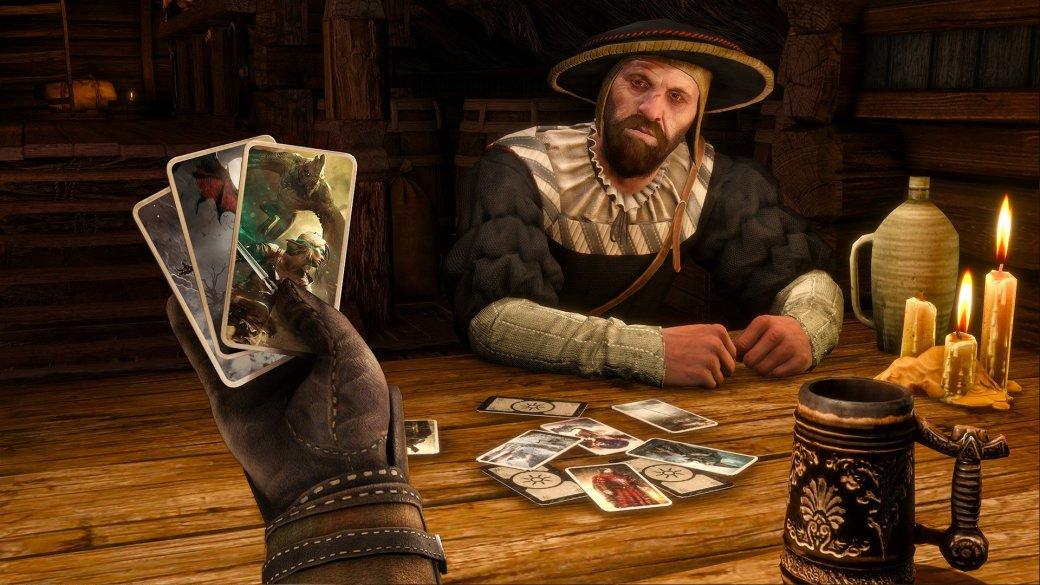 The Witcher 3: Hearts of Stone на диске и с Гвинтом выйдет чуть позже