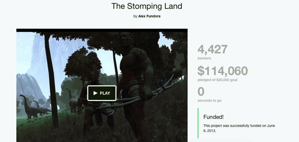 На Kickstarter разработчик собрал $114 тысяч и... пропал
